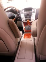 Picture of 2005 Lexus RX 330 Base AWD, interior