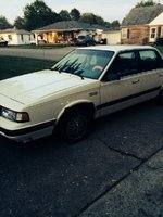 Picture of 1991 Oldsmobile Cutlass Ciera 4 Dr STD Sedan, exterior