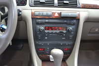 Picture of 2003 Audi Allroad Quattro 4 Dr Turbo AWD Wagon, interior