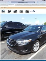 Picture of 2014 Ford Taurus Limited, exterior