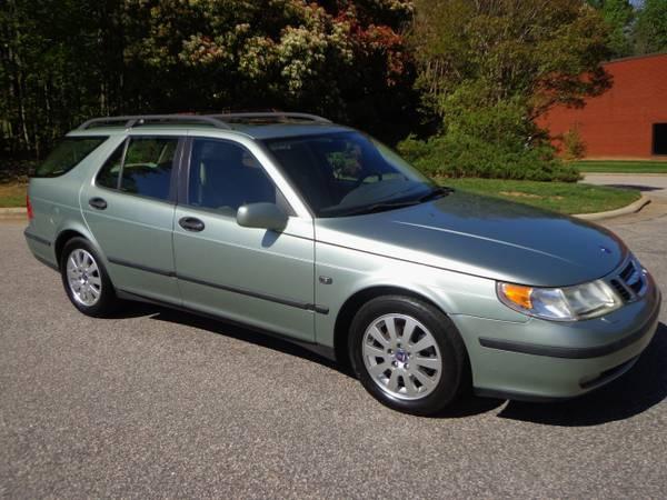 2002 Saab 9-5