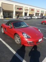 Picture of 2014 Porsche Boxster Base