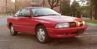 Picture of 1994 Oldsmobile Achieva 2 Dr SC Coupe, exterior