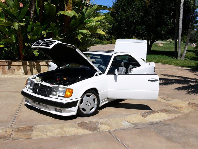 Picture of 1989 Mercedes-Benz 300-Class 300CE Coupe, exterior, engine, gallery_worthy