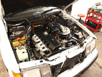 Picture of 1989 Mercedes-Benz 300-Class 300CE Coupe, engine