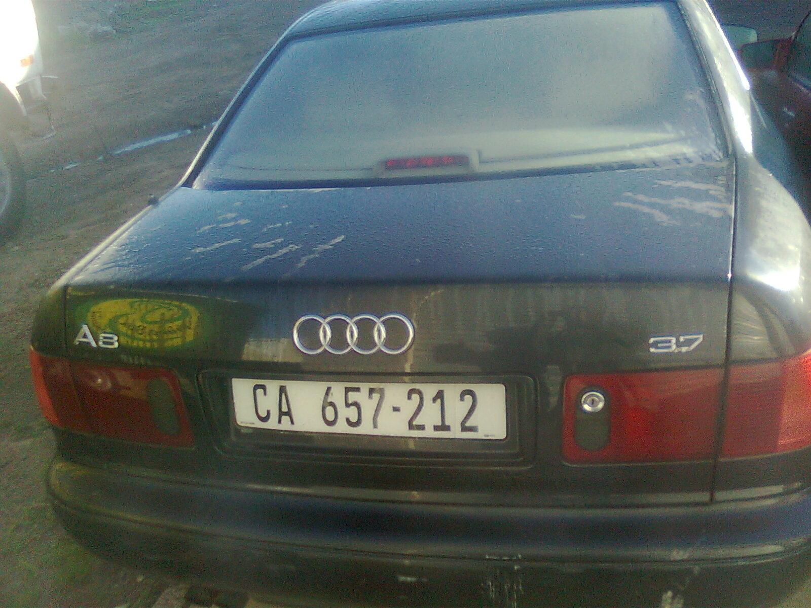 1999 Audi A8 - Overview - CarGurus