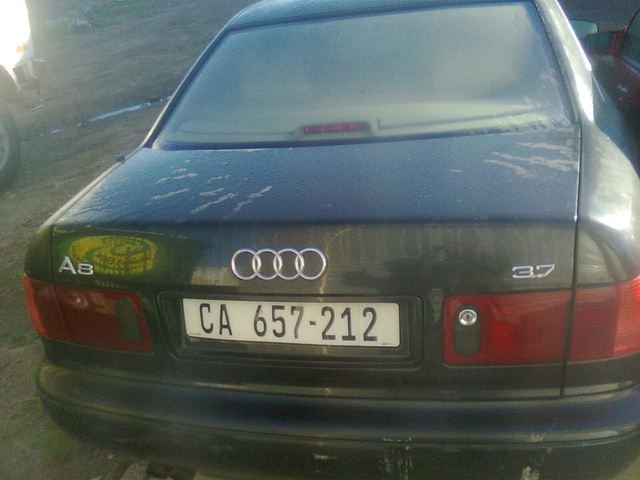 Picture of 1999 Audi A8