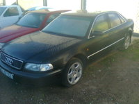1999 Audi A8 Picture Gallery