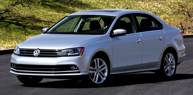 2015 Volkswagen Jetta, Front-quarter view, exterior, manufacturer, gallery_worthy
