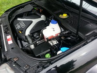 Picture of 2001 Audi Allroad Quattro 4 Dr Turbo AWD Wagon, engine