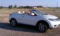 2011 Nissan Murano CrossCabriolet Picture Gallery