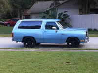 Picture of 1991 Dodge Ramcharger 2 Dr 150 LE SUV, exterior