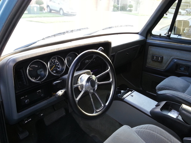 1991 Dodge Truck Interior Images Galleries With A Bite