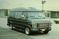 1992 Chevrolet Chevy Van 3 Dr G20 Cargo Van picture, exterior