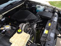 1995 Cadillac Fleetwood picture, engine