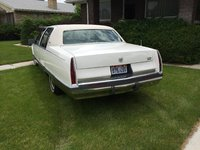 Picture of 1995 Cadillac Fleetwood, exterior