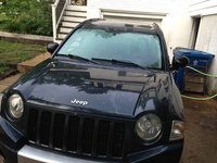 Picture of 2008 Jeep Compass Limited 4WD, exterior