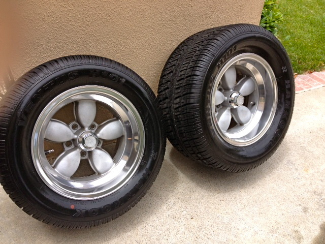 Chevy cavalier tires
