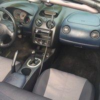 Picture of 2003 Mitsubishi Eclipse Spyder GS Spyder, interior