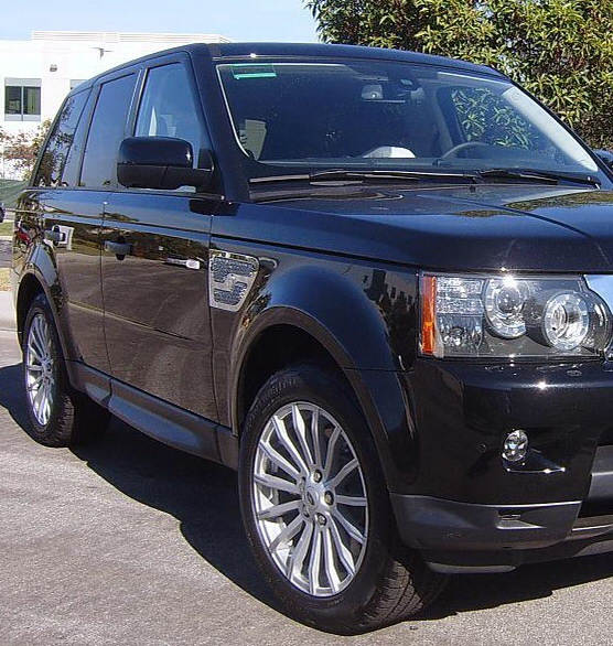 Used Land Rover Range Rover Sport For Sale Los Angeles, CA