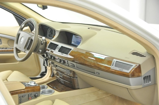 Picture Of 2004 BMW 7 Series 745i RWD Interior Gallery Worthy