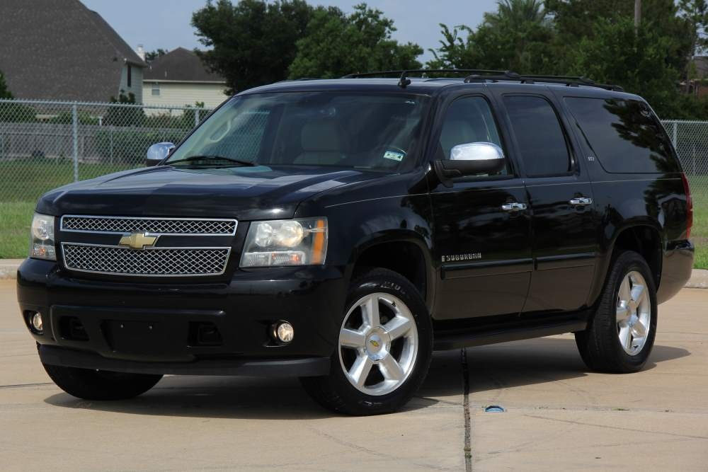 2007 chevrolet suburban used. Black Bedroom Furniture Sets. Home Design Ideas
