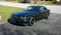 Picture of 2001 Mercedes-Benz CL-Class 2 Dr CL55 AMG, exterior