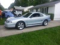 Picture of 1996 Ford Mustang STD Coupe