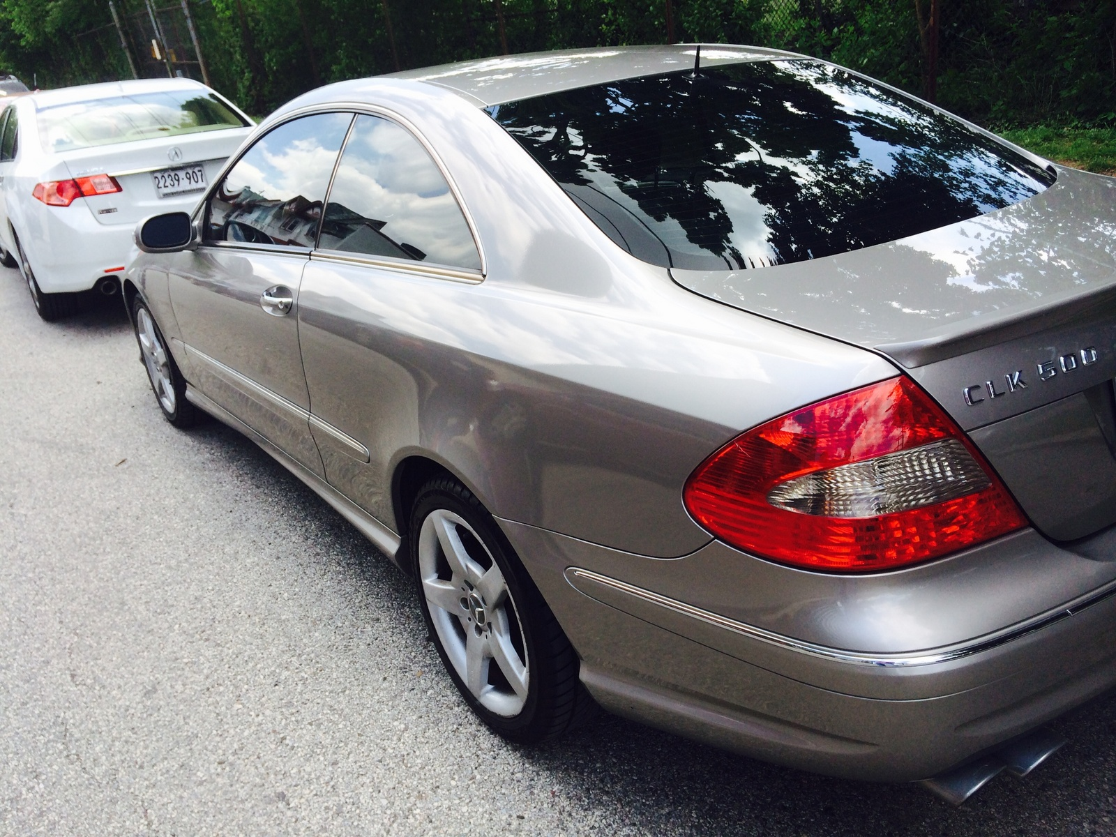 Picture of 2006 mercedes benz clk class clk500 2dr coupe for 2006 mercedes benz clk 500