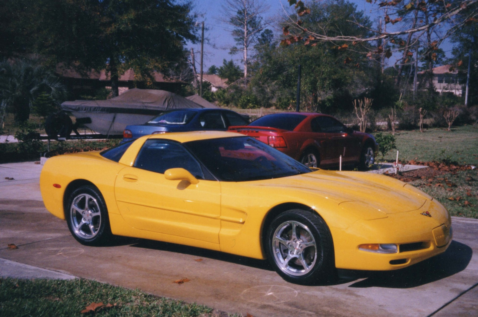 2000 Chevrolet Corvette - Overview