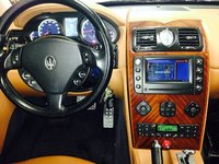 Picture of 2007 Maserati Quattroporte Sport GT, interior, gallery_worthy