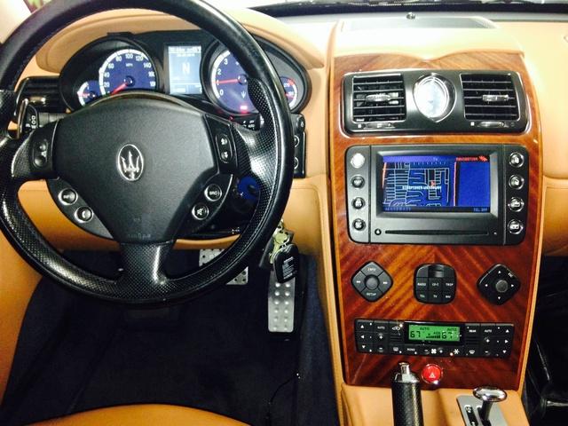 2007 Maserati Quattroporte Interior Pictures Cargurus
