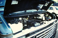 Picture of 1992 Chevrolet Chevy Van 3 Dr G20 Cargo Van, engine