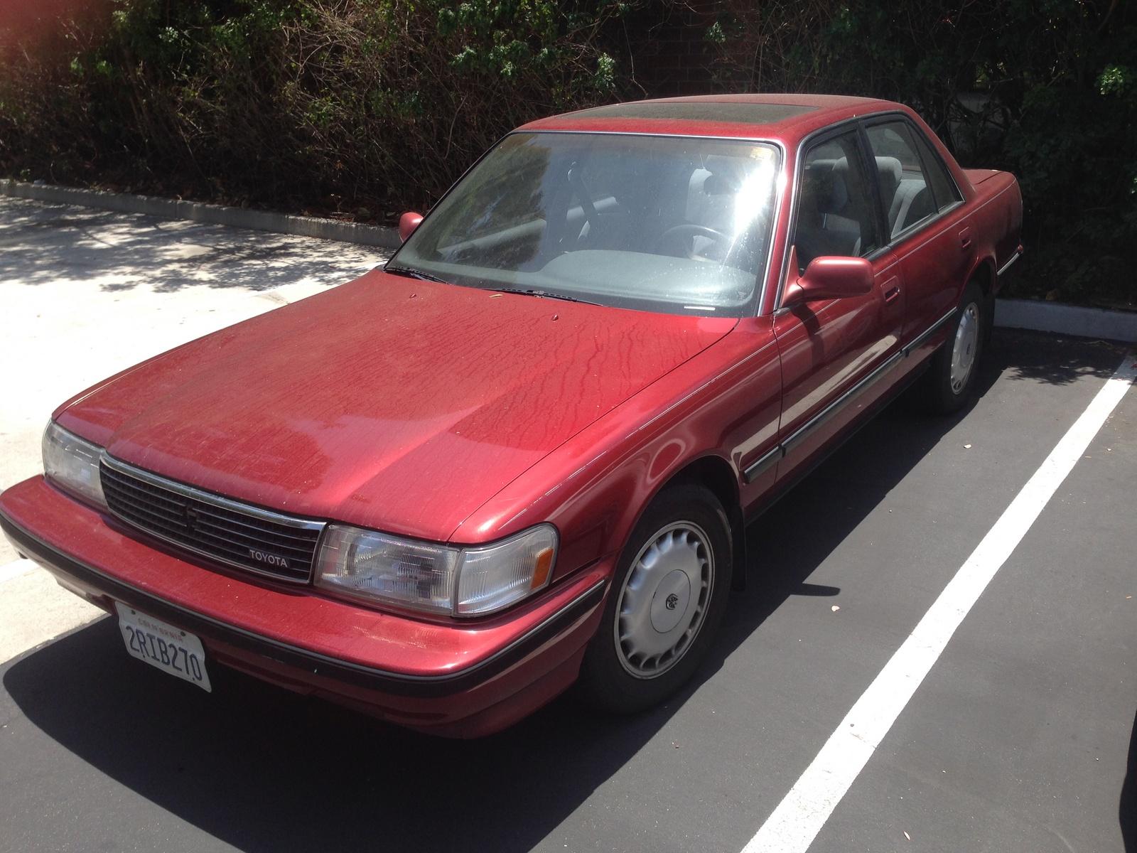 Picture of 1989 Toyota Cressida STD, exterior