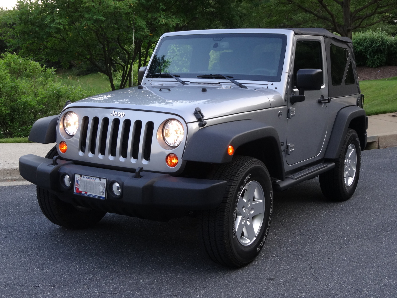 used 2013 jeep wrangler for sale in philadelphia pa. Black Bedroom Furniture Sets. Home Design Ideas