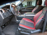 Picture of 2014 Ford F-150 SVT Raptor SuperCrew 5.5ft Bed 4WD, interior