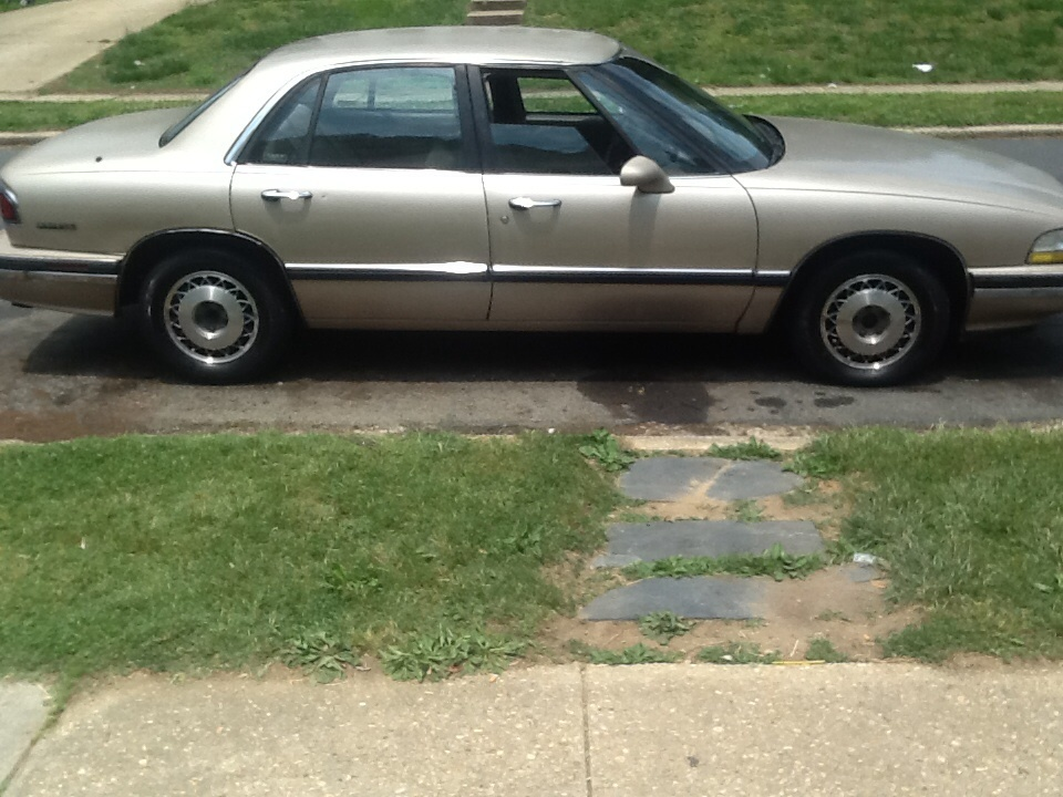Picture of 1992 Buick LeSabre Custom