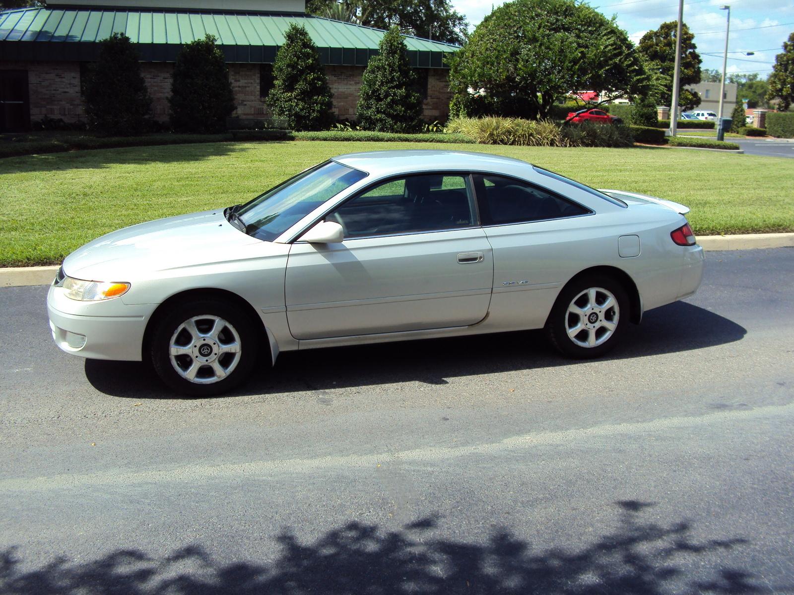1999 Toyota Camry Solara - Overview - CarGurus