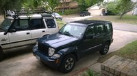 2008 Jeep Liberty Sport picture, exterior