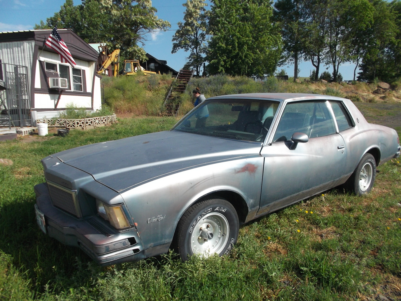New Chevrolet Ss Franklin >> 1978 Chevrolet Monte Carlo - Overview - CarGurus
