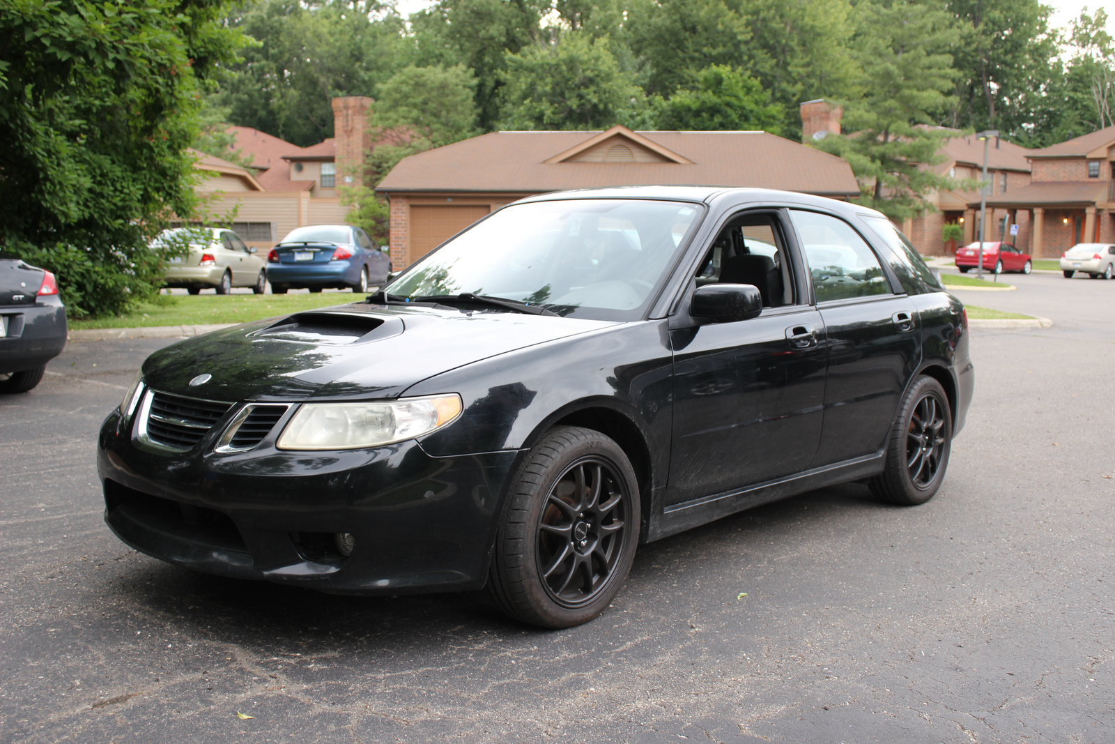 Picture of 2005 Saab 9-2X 4 Dr Aero Turbo AWD Wagon