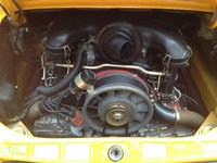 Picture of 1972 Porsche 911, engine
