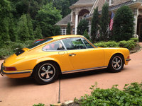 1972 Porsche 911 Overview