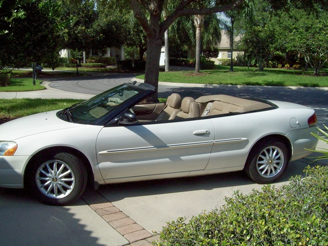 picture of 2002 chrysler sebring lxi convertible interior. Cars Review. Best American Auto & Cars Review