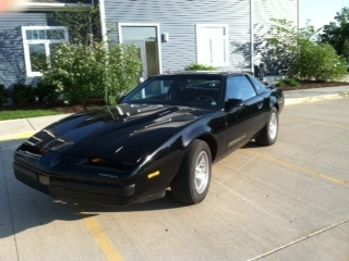 Picture of 1990 Pontiac Firebird Formula