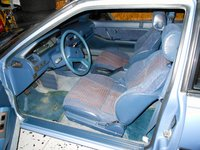 1985 Nissan 200SX XE Coupe picture, interior