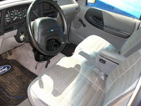 Picture of 1994 Ford Ranger XLT Standard Cab SB, interior