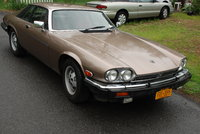 1985 Jaguar XJ-S Overview