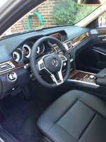 Picture of 2014 Mercedes-Benz E-Class E 350 Sport 4MATIC, interior