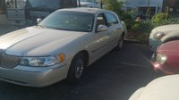 1999 Lincoln Town Car Picture Gallery